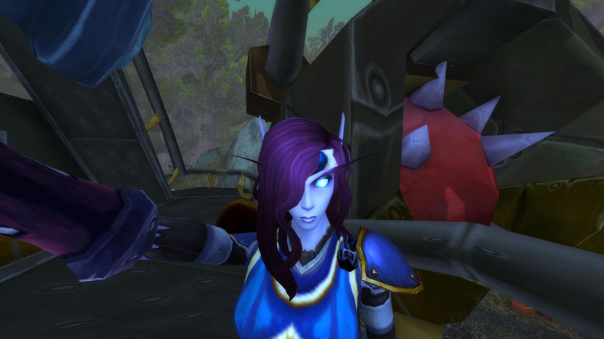 Antigony void elf - selfie